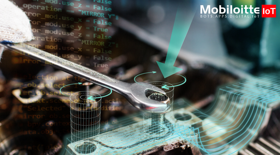 IoT and Augmented Reality (AR) - Mobiloitte IoT